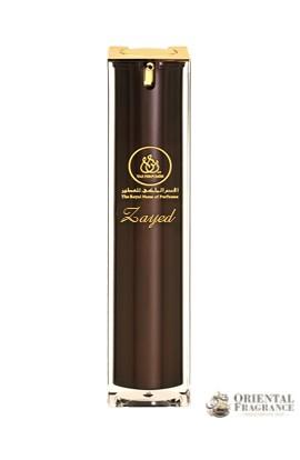 Yas Perfume Zayed Cream