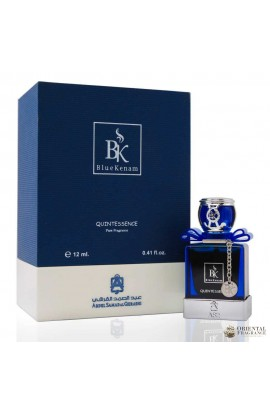 Abdul Samad Al Qurashi Blue Kenam - Quintessence Pure Fragrance