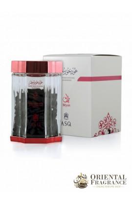 Abdul Samad Al Qurashi Perfumed Incense Agarwood - Myan