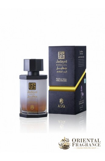 Abdul Samad Al Qurashi Jadayel Advanced - Total Hair Care Royal