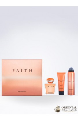 Swiss Arabian Faith Gift Set