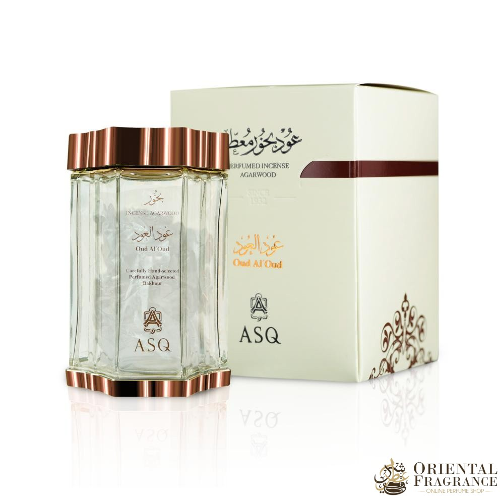 Abdul Samad Al Qurashi Perfumed Incense Agarwood - Oud Al Oud 70g - Perfume  Incense Abdul Samad Al Qurashi - Oriental-Fragrance