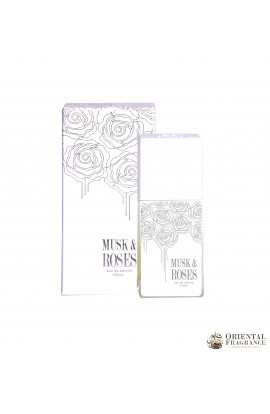 Ahmed Al Maghribi Musk And Roses