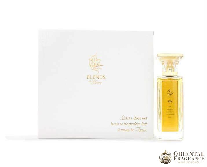 Khaltat Blends Of Love Ask Parfum 65ml Khaltat Blends Of Love
