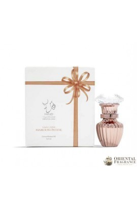 Hind Al Oud Maroon Petite Concentrated Oil