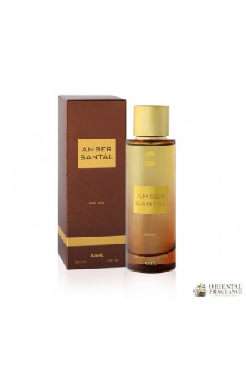 Ajmal Amber Santal Hair Mist