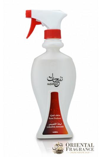 Ajmal Nafahat Laylatul Khamis Room Freshner