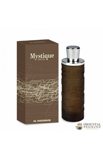 Al Haramain Mystique Homme