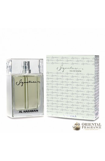 Al Haramain Signature Men